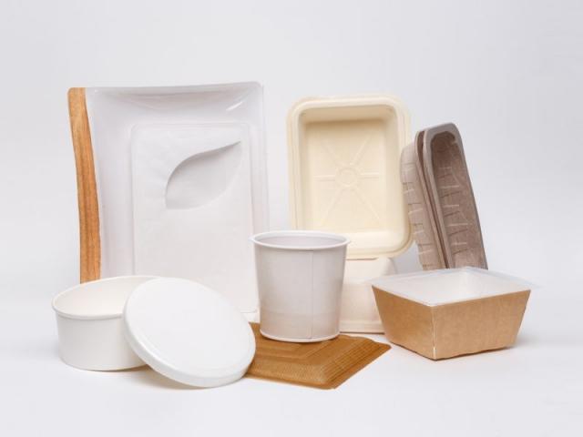 Développement : Développement d'emballages en cellulose moulée, papiers thermoformables, mono-matériaux recyclables, multi-matériaux séparables, matériaux Agrosourcés ou Biosourcés