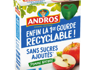 MOM vs Andros : la ruée vers … la recyclabilité